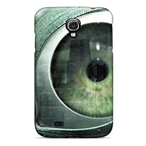 Galaxy S4 Cover Case - Eco-friendly Packaging(the Eye)
