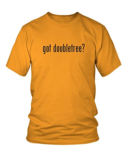 got-doubletree-mens-adult-short-sleeve-t-shirt-gold-x-large