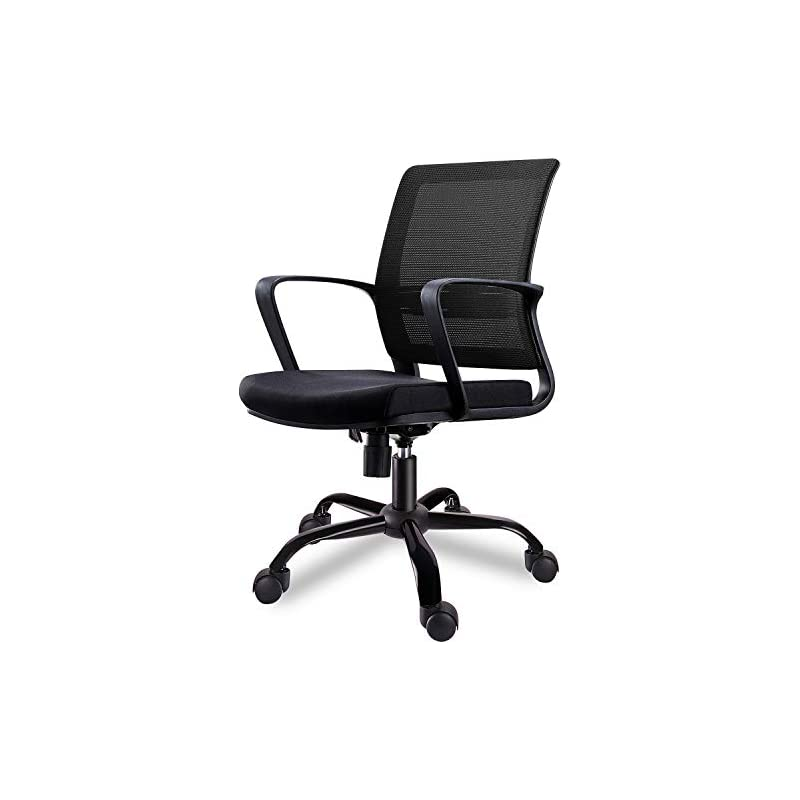 Smugdesk Mid-Back Big Ergonomic Office L
