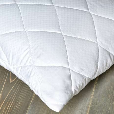 Soft Touch Quilted PILLOW PROTECTORS
