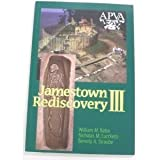 Jamestown Rediscovery III, Kelso, William M. and Luccketti, Nicholas M., 0917565053
