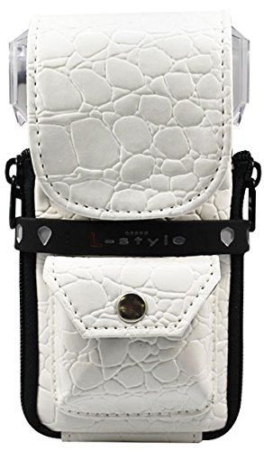 Cameo X L-Style Krystal Colors Dart Case - Croco White
