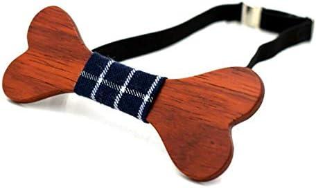 Pajarita de Madera Corbatas de lazo de madera Corbatas de lazo de ...