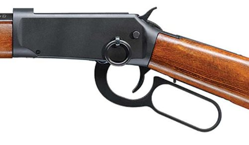 Walther Lever Action CO2 Powered  177 Caliber Pellet Airgun