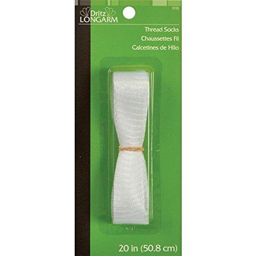 Dritz Long Arm Thread Socks, 20-Inch by Dritz