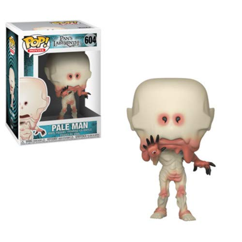 Funko Pop! Horror: Pan's Labyrinth - Pale Man Collectible Figure, Multicolor