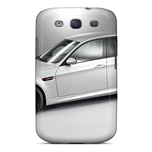 Durable Defender Case For Galaxy S3 Tpu Cover(bmw M3 Crt)