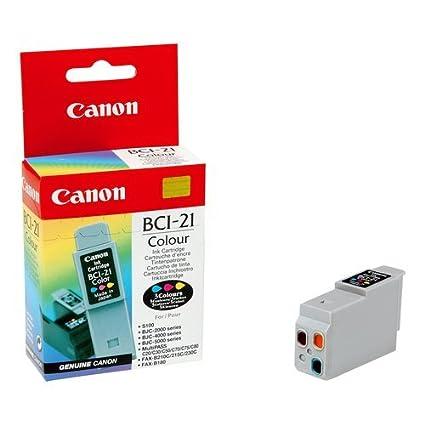 Canon Cartridge BCI-21 3-Color - Cartucho de tinta para ...