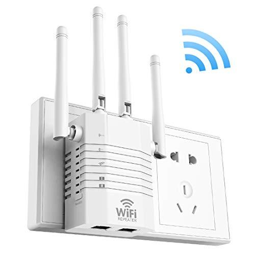 🥇 Repetidores con botón wps router