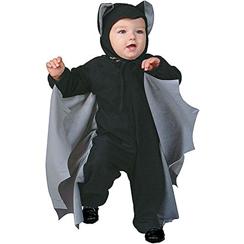 RG Costumes Grey Cute-T Bat Toddler Costume ()