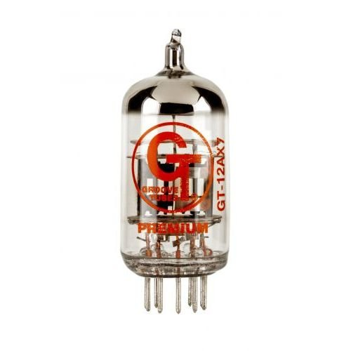 Fender Groove Tubes GT-12AX7-C Select Amplifier Tube by Groove Tubes