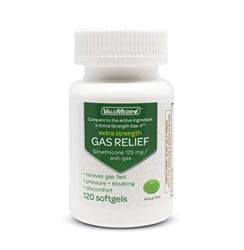 ValuMeds Strength Discomfort Regularity Comparable product image