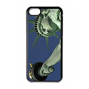 Statue of Liberty New York City USA The New iPhone 5C Phone Case USA5253967