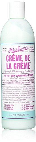 Miss Jessie's Creme De La Creme Conditioner, 12 Ounce