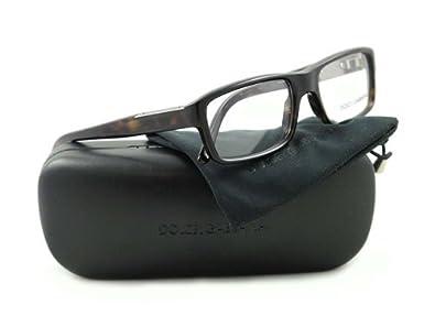 5d2e137c532f81 Dolce   Gabbana Montures de lunettes Pour Homme 3070 V - 502  Tortoise -