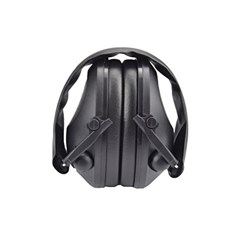X-Aegis Earmuffs Noise Cancelling Hearing Protection Folding Headphones for Hunting Shooting