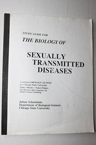 The Biology of Sexually Transmitted Diseases