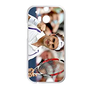 VOV Roger Federer Cell Phone Case for HTC One M8