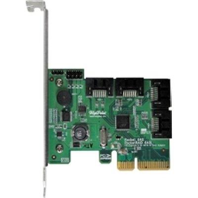 HIGHPOINT TECHNOLOGIES RR640L 4PORT IN 6GB/S SATA RAID PCIE