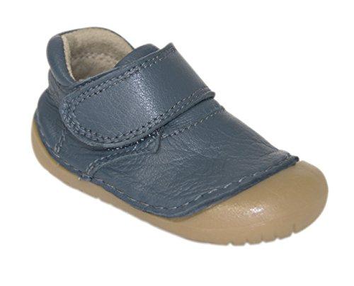 MOVE First Flex Walker Lauflernschuh - Zapatillas de running Bebé-Niñas Azul - Blau (Brill blue236)