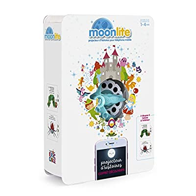 Moonlite 6047227 Children's Story Projector, Multi-Coloured: Toys & Games