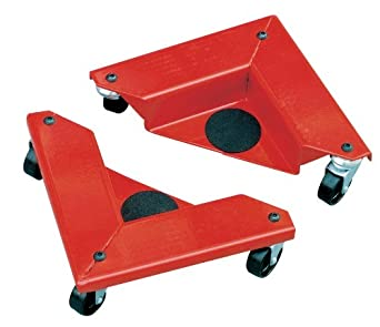 HuLift AR Desk And Cabinet Corner Mover Dolly Lb - Cabinet dolly