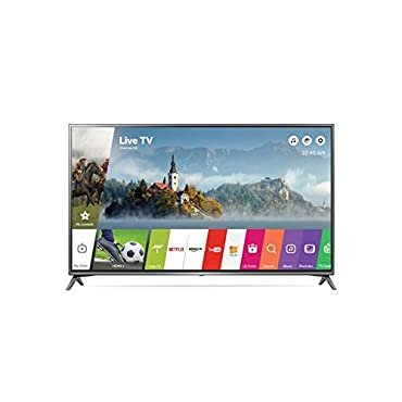 LG 65UJ6300 65 4K Ultra HD Smart LED TV (2017 Model)