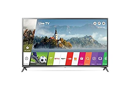 amazon com lg electronics 65uj6300 65 inch 4k ultra hd smart led tv