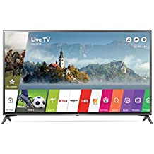 LG Electronics 65UJ6300 65-Inch 4K Ultra HD Smart LED TV (2017 Model)
