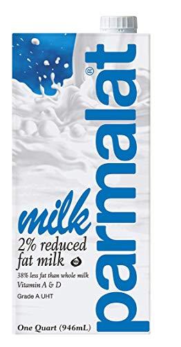 - Parmalat 2 % Reduced Fat Milk 1 Qt (Pack of 6)