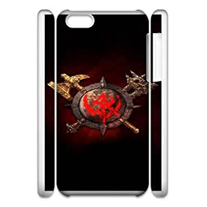Protection Cover Trkdg iphone6 Plus 5.5 3D Cell Phone Case White Warhammer Online Personalized Durable Cases