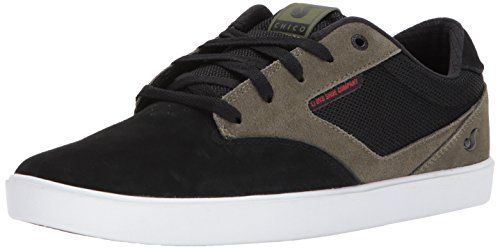 discount best prices quality for sale free shipping Dvs Footwear Mens Men's Pressure SC+ Skate Shoe Black Olive Chili Pepper Suede Chico free shipping latest outlet order for sale cheap price 34irD7se