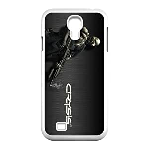 Crysis Samsung Galaxy S4 9500 Cell Phone Case White yyfD-228450