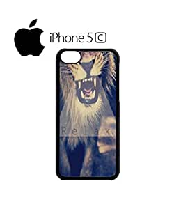 LJF phone case Wolf Head Naked Boobs Mobile Cell Phone Case Cover iphone 4/4s White