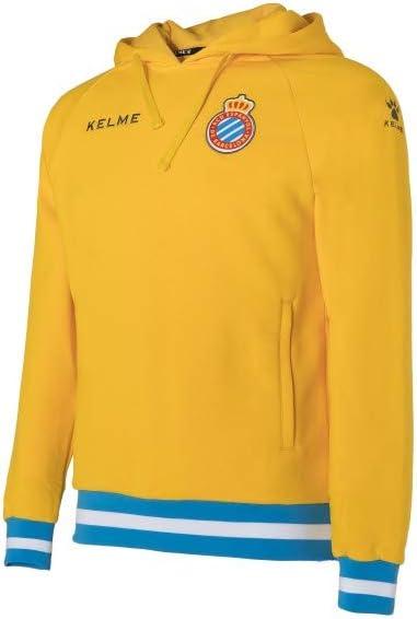 KELME - Sudadera Capucha 18/19 R.c.d Espanyol: Amazon.es: Deportes ...