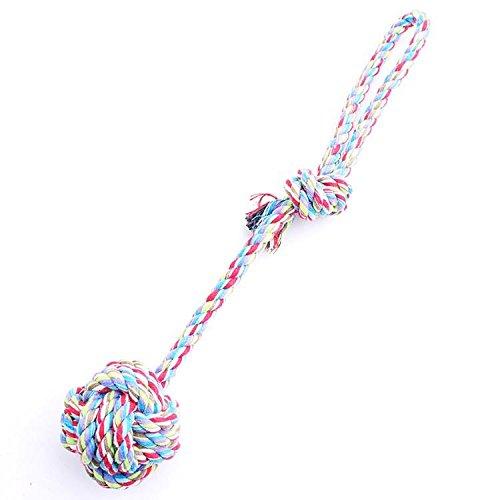 hot sale 2017 SlimArmor(TM) 30cm Long Cotton Rope Pet Dog