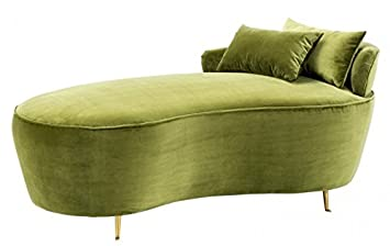 Casa-Padrino Luxury Belle Epoch Sofa/daybed Green - Art ...