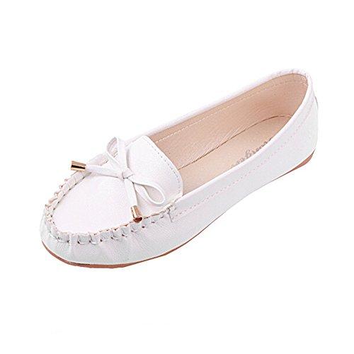 Autumn women's fashion Loafers flat shoes doug shoes - 2