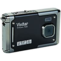 Vivitar VT026-STRAW-SOL 10.1MP Digital Camera - Water Resistant - Colors May Vary