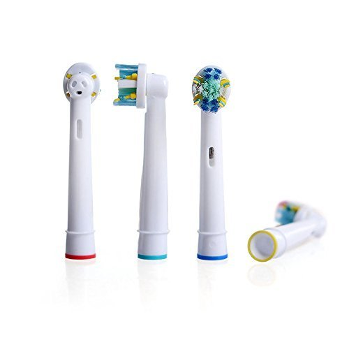 Pinovk New Replacement Toothbrush Heads for Ora...