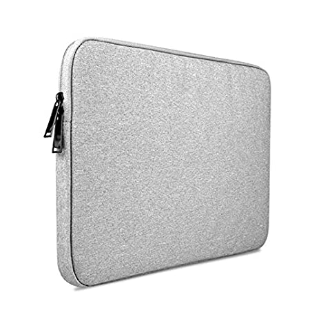 Caja Ordenador 14.1 Pulgadas Gris Embalaje Interior portátil Universal Business Laptop Tablet Bolsa, 14,