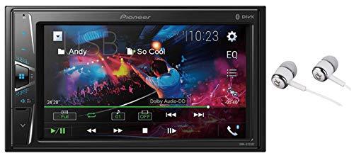 Pioneer 6.2 VGA Touchscreen