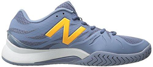 Balance Women's Tennis New Grey 1296v2 Shoe HaqwS0x