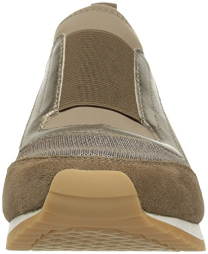 Sneaker Aerosoles Pantheon Women Combination Fashion Taupe qUv4wU7F