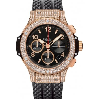 Hublot Big Bang Gold Automatic Chronograph - 341.PX.130.RX ()