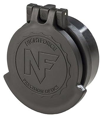 NightForce Eyepiece Flip-up lens caps - BEAST, ATACR 25x F1, Black by NightForce