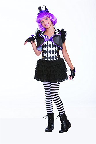 [Hatter Madness Costume S/M 6-8] (Girl Mad Hatter)