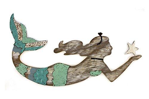 Mermaid Wall Plaque - 9