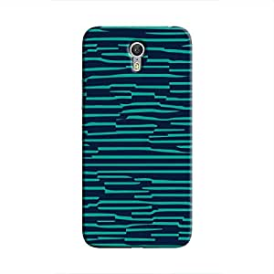 Cover It Up - Dark Teal Wood Zuk Z1Hard Case