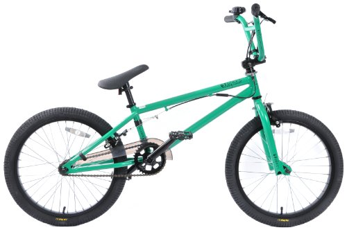 Gt Bicycles Slammer Bmx 20'' Green 2013: Amazon co uk